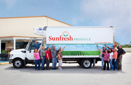 Contact the Sunfresh Staff
