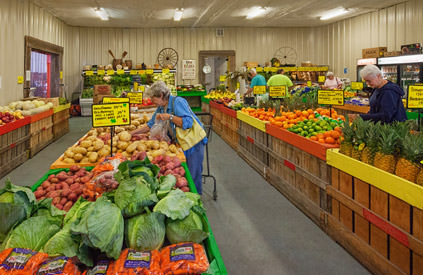 Produce at Sunfresh Englewood